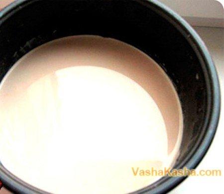 Ячневая крупа в мультиварке