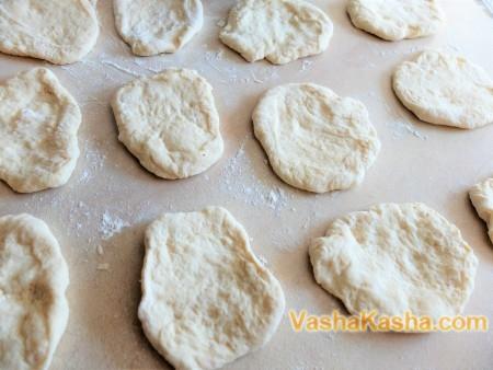 Пирожки рис с яйцом рецепт в духовке
