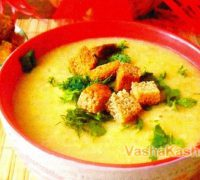 Как сварить густой (пюреобразный) гороховый суп? : Кулинарные 20