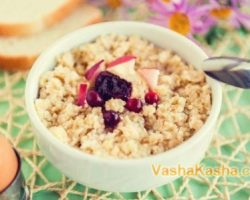 The recipe for wheat porridge in a slow cooker - fast and tasty