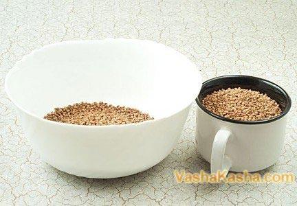 Selected Buckwheat