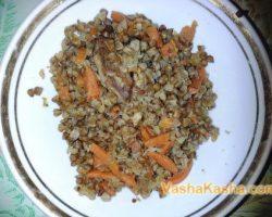 How to cook buckwheat porridge in a merchant