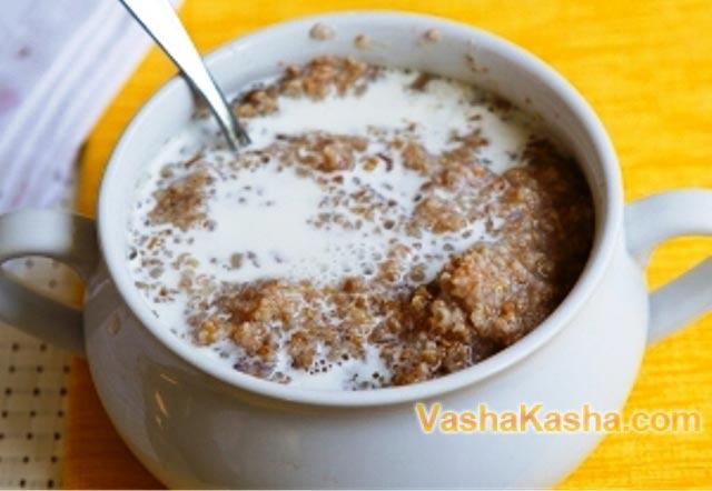 Рецепт пшеничной каши для мультиварок поларис