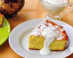 How to cook semolina and cottage cheese casserole