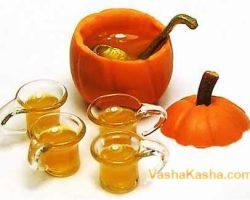 How to cook pumpkin honey