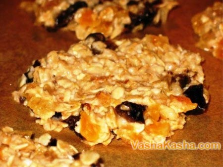 формование печенья