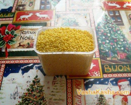 bowl of millet