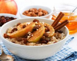 How to cook lean porridge