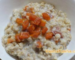 Breast-fed Oatmeal Recipe
