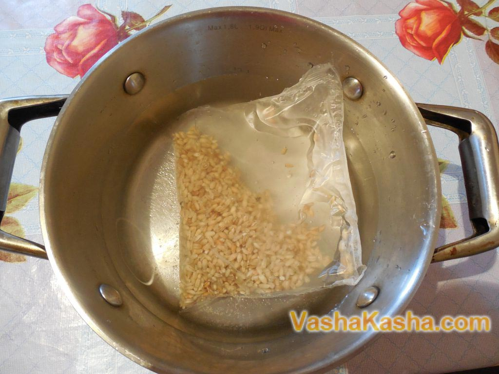 Как варить перловку на   kakchtocom