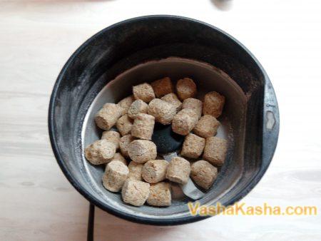 bran granules