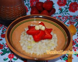 Oatmeal without cooking